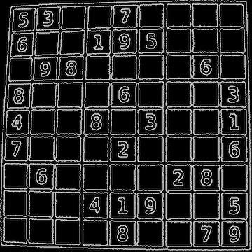 Emaraic - Real-time Sudoku Solver