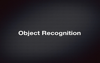 Object recognition using TensorFlow and Java